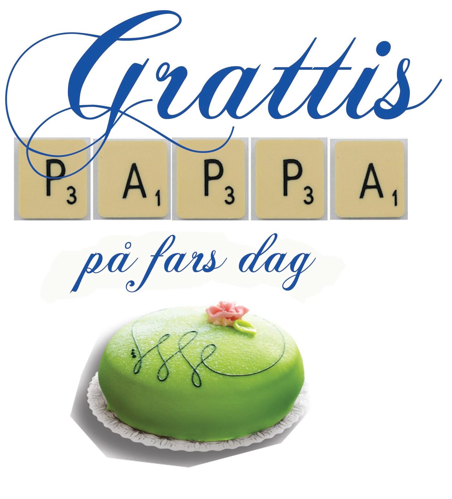 grattis på farsdag pappa Fars dag | Karoleen grattis på farsdag pappa
