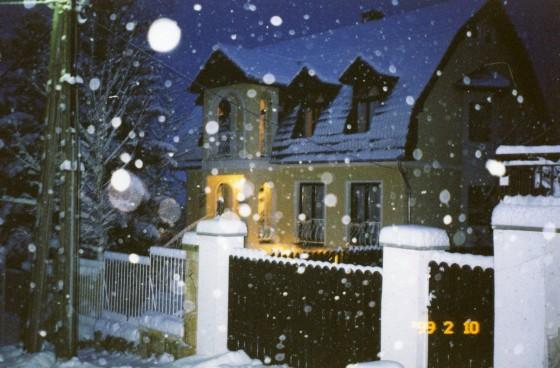 Vårt hus i Ungern