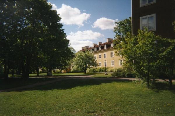 Studentstaden, Uppsala