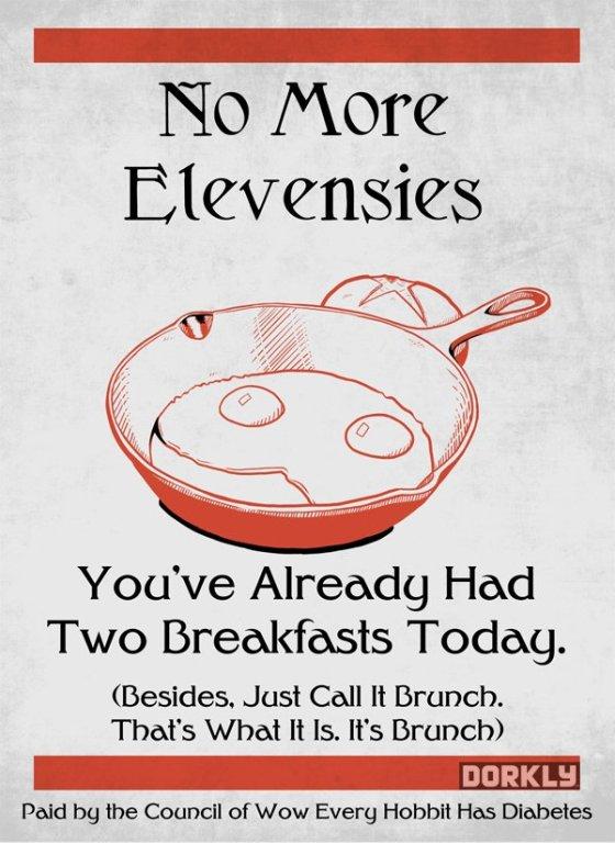 Elevensies
