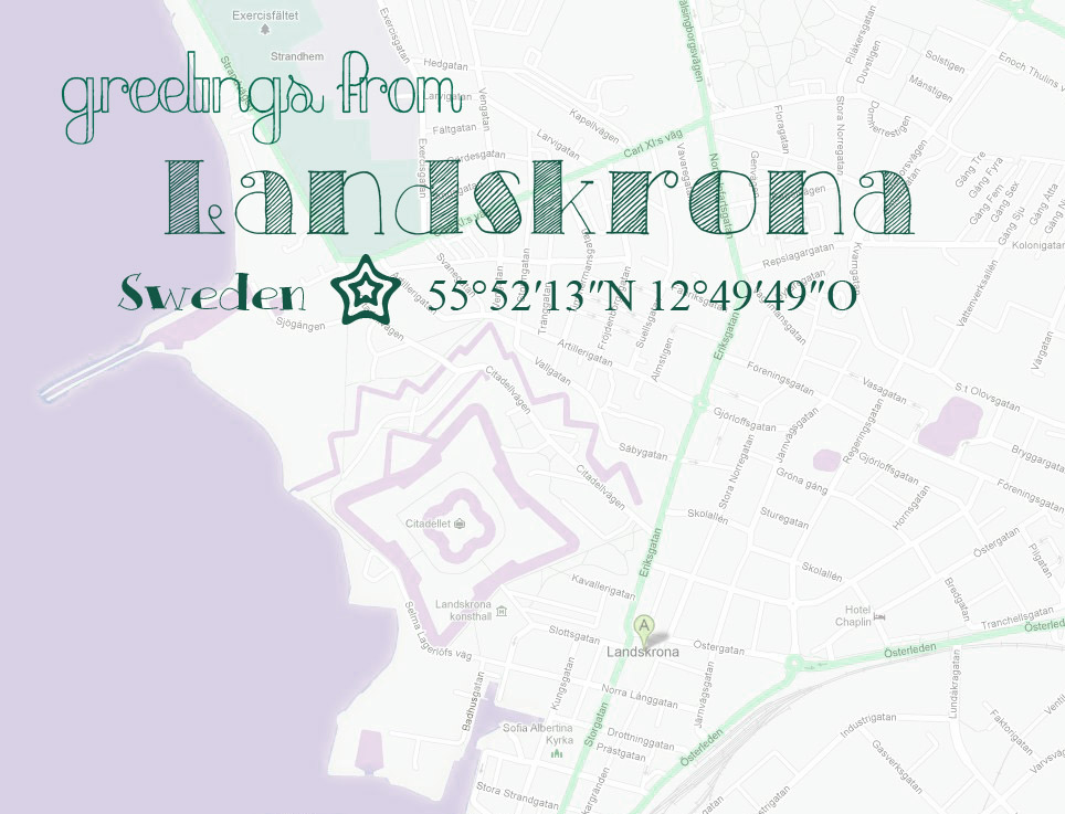 2013-02-26 Greetings from Landskrona