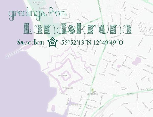 2013-02-26 Greetings from Landskrona
