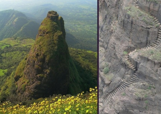 Kalavantin Durg near Panvel, India