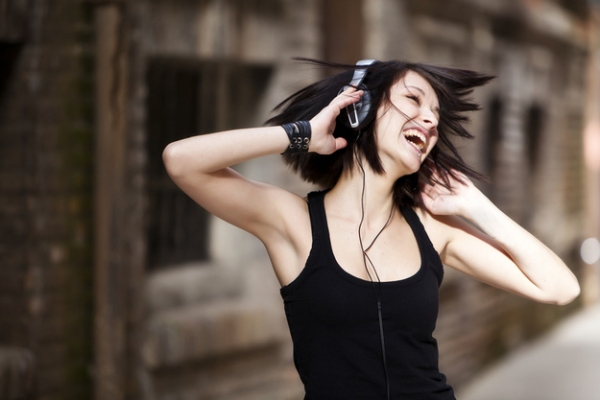 Frission - The chills you get when listening to awesome music.