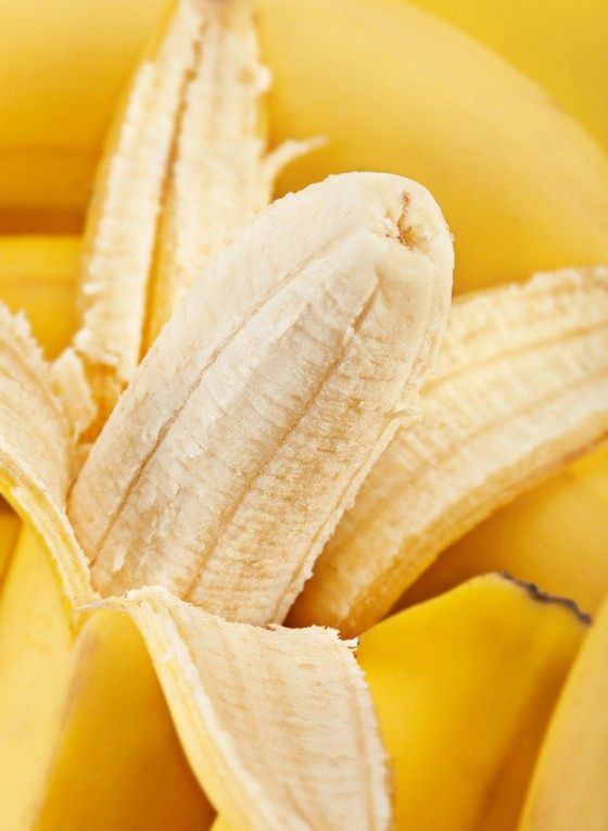 Phloem Bundles - The annoying string-like things you encounter when peeling a banana.
