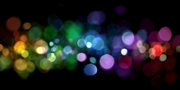 Phosphene - The colorful lights you see when you close your eyes and rub them.