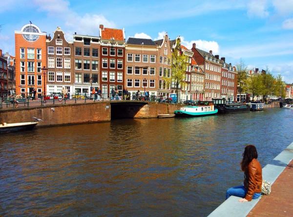 Prinsengracht, Amsterdam, Netherlands